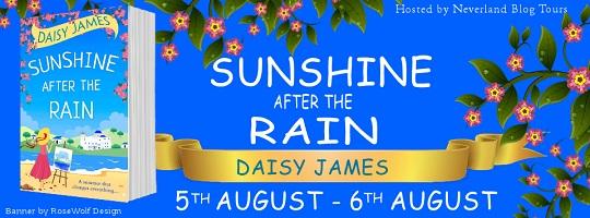 Sunshine after the rain banner