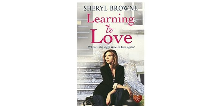 Feature Image - Learning to love by sheryl browne