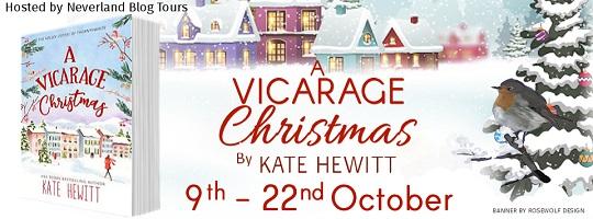 A vicarage christmas banner