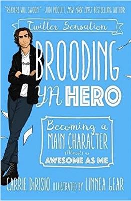 Brooding YA Hero