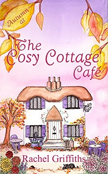 Autumn at the Cosy Cafe by Rachel Griffiths