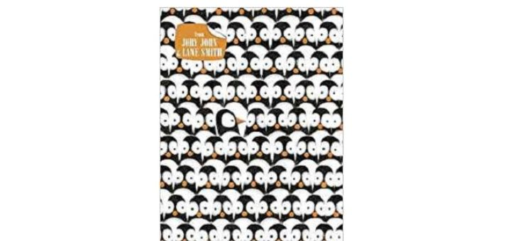 Feature Image - Penguin problems by jory john