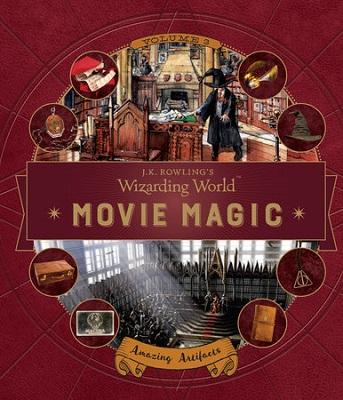 Wizarding world movie magic three