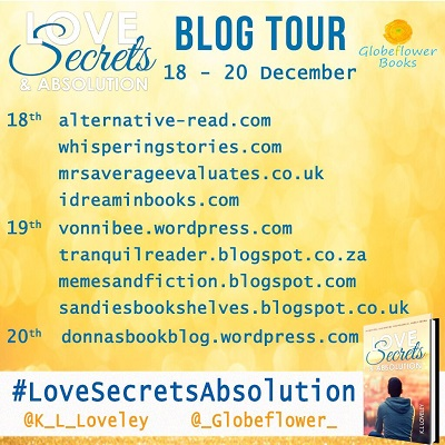 Blog Tour love secrets and absolution by K.L Loveley