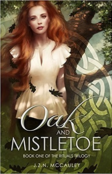 Oak and Mistletoe by J.Z.N McCauley