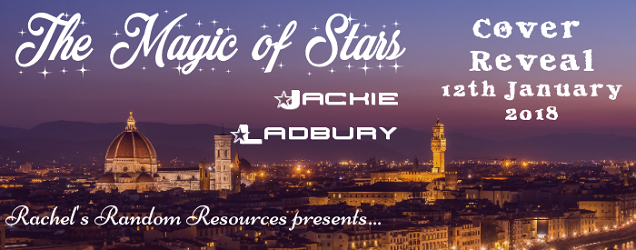 The Magic of Stars Cover Reveal