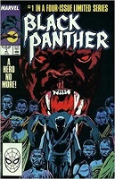 Black Panther by stan lee