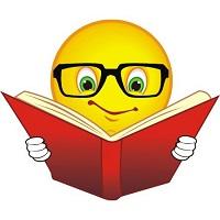 smiley-reading