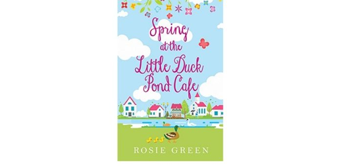 Feature Image - Spring at the little duck pond cafe by rosie green