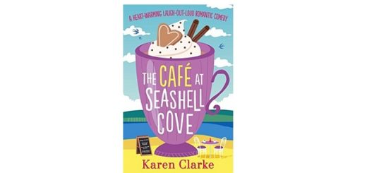 Feature Image - The Cafe at seashell Cove by Karen Clarke