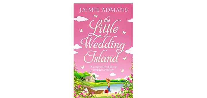 Feature Image - The Little wedding Island by Jaimie Admans
