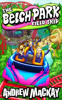 The Belch Park Field Trip (Kindle Cover)
