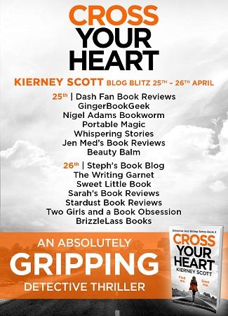 Cross Your Heart - Blog Tour