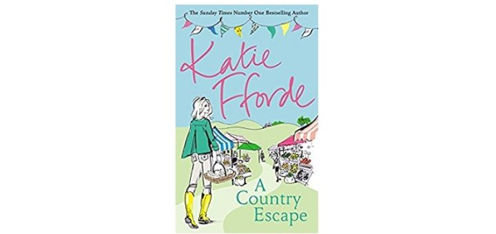 Feature Image - A Country Escape by Katie Fford