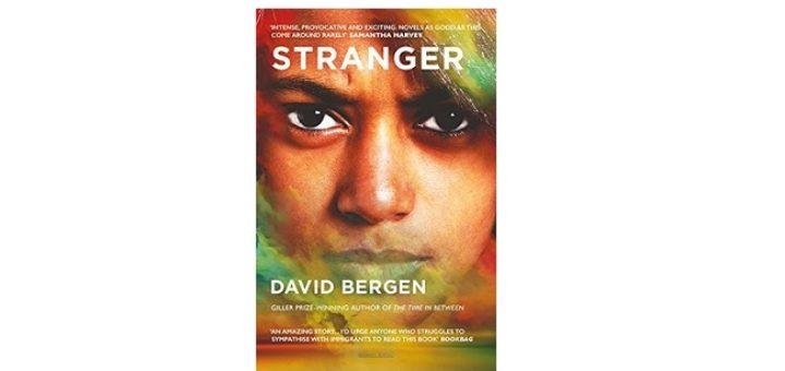 Feature Image - Stranger by David Bergen