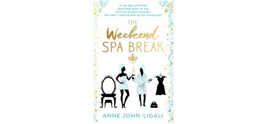 Feature Image - The Weekend Spa Break Cover reveal