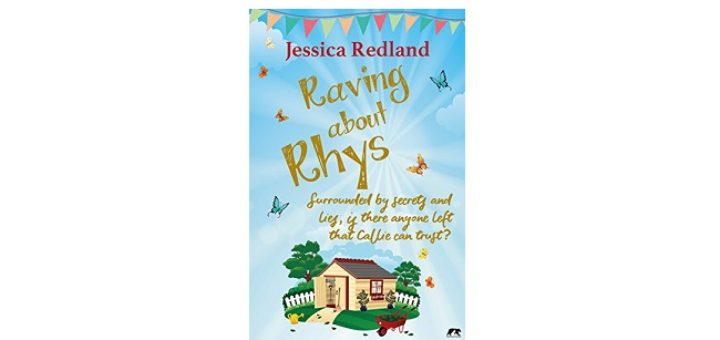 Feature Image - Raving about Rhys by Jessica Redland