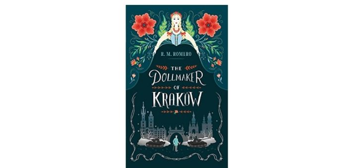 Feature Image - The Dollmaker of Krakow by R M Romero
