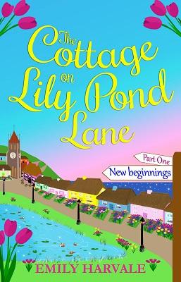 Lily Pond Lane FOR RACHEL