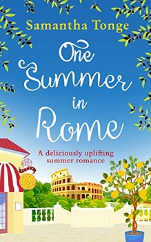 One Summer in Rome by Samantha Tonge
