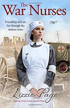 The War Nurses by Lizzie Page