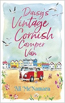 Daisys Vintage Cornish Campervan by Ali McNamara