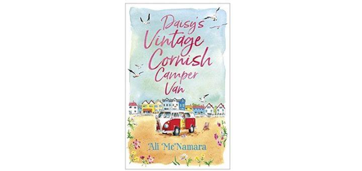 Feature Image - Daisys Vintage Cornish Campervan by Ali McNamara