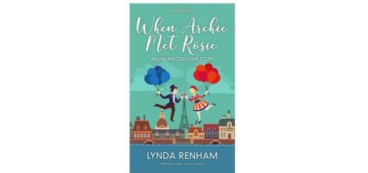 Feature Image - when archie met rosie by lynda renham