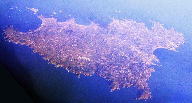 Guernsey-aerial