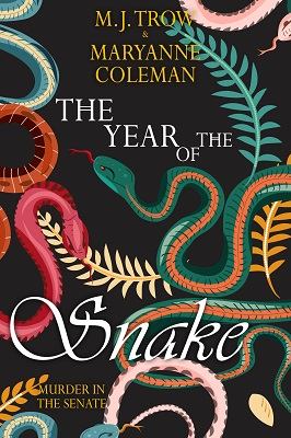 The Year of the Snake by MJ Trow