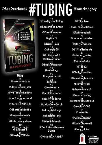 Tubing tour poster