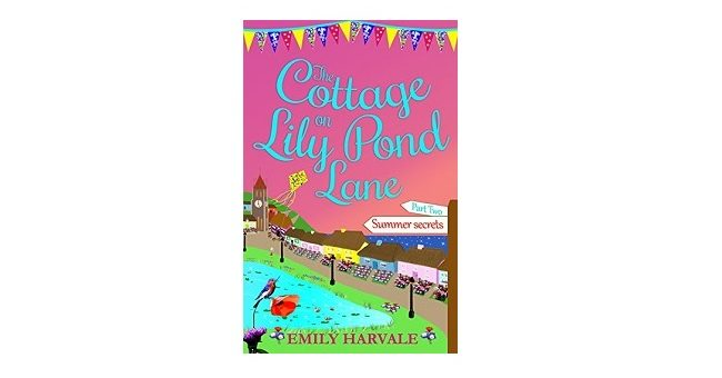Feature Image - The Cottage on Lily Pond Lane part Two by Emily Harvale