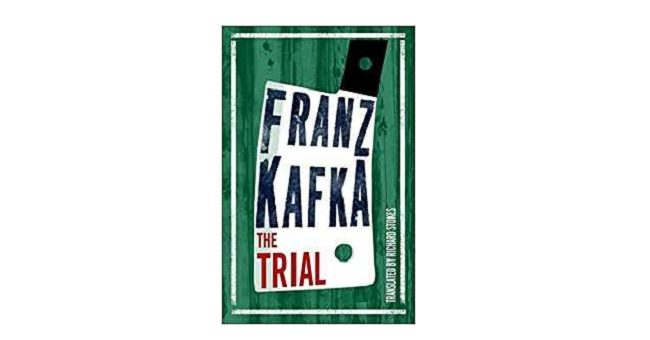 Feature Image - The Trial by Franz Kafka