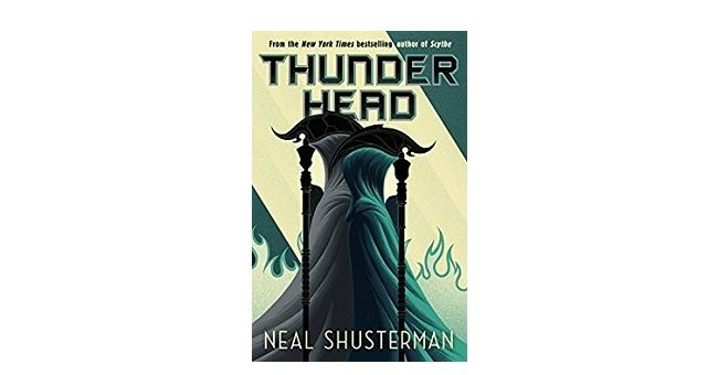 Feature Image - Thunderhead by Neal Schusterman