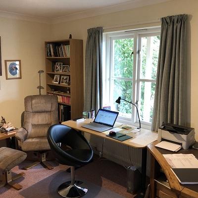 Where Chris Writes