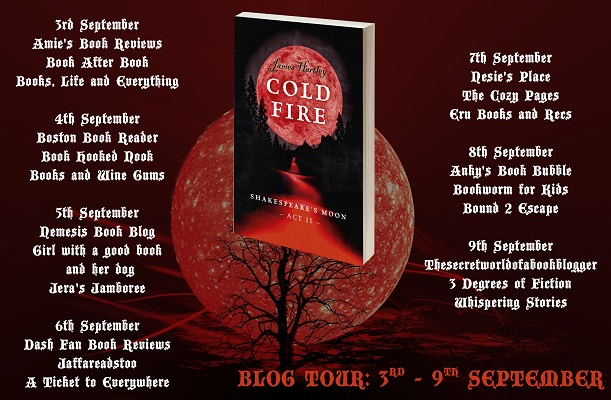 Cold Fire Full Tour Banner