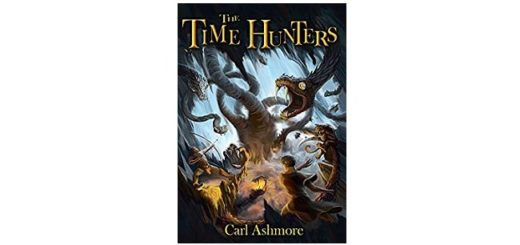 Feature Image - The Time Hunters by Carl Ashmore