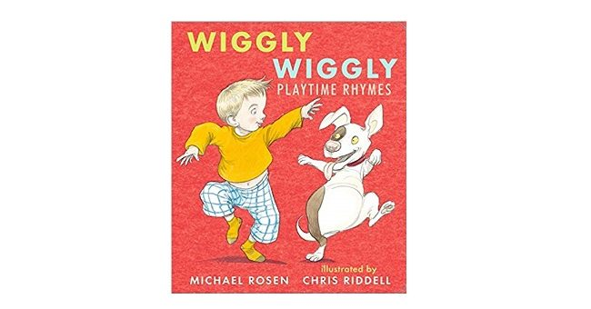 Feature Image - wiggly wiggly by michael rosen and chris riddle