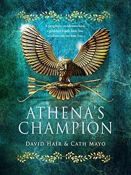 Athena Champion by David Hair and Cath Mayo