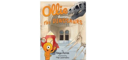 Feature Image - Ollie and the dinosaurs by anya acres