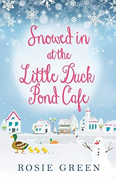 Snowed in at the Little Duck Pond by Rosie Green
