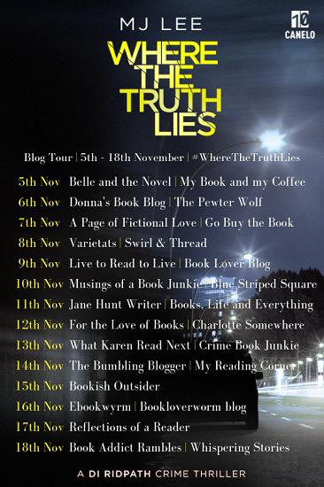 Where the Truth Lies Blog Tour (1)
