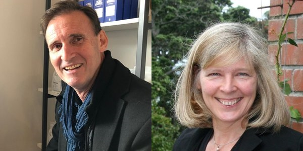david hair and cath mayo In Search of Ithaca