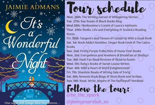 its a wonderful night tour info