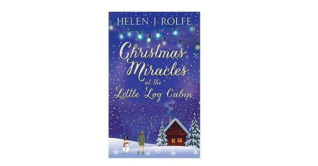 Feature Image - Christmas Miracles at the Little Log Cabin by Helen J Rolfe
