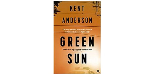 Feature Image - Green Sun by Kent Anderson