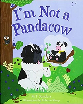 I'm Not a Pandacow by MT sanders