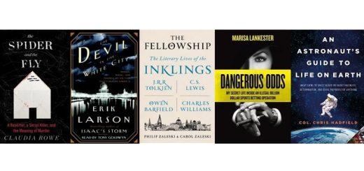 Non fiction books feature Image