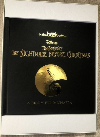 nightmare before Christmas four