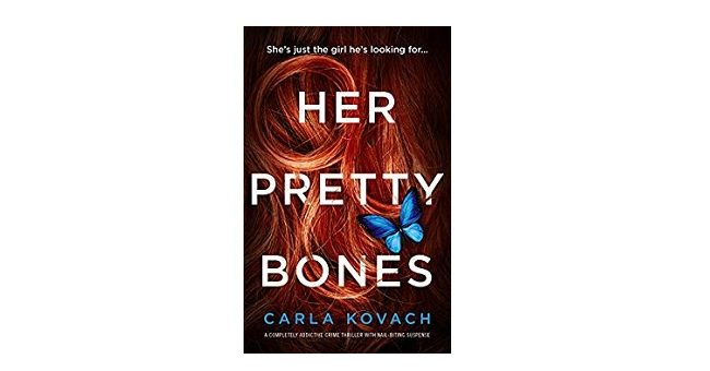 Feature Image - Her Pretty Bones by Carla Kovach